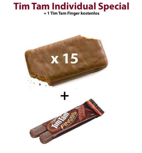 TimTam Indvidual SPECIAL (15+2 St.), 3,5 €/100g