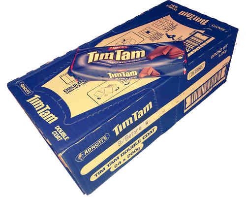 TimTam Double Coat Karton,   2,2 €/100g